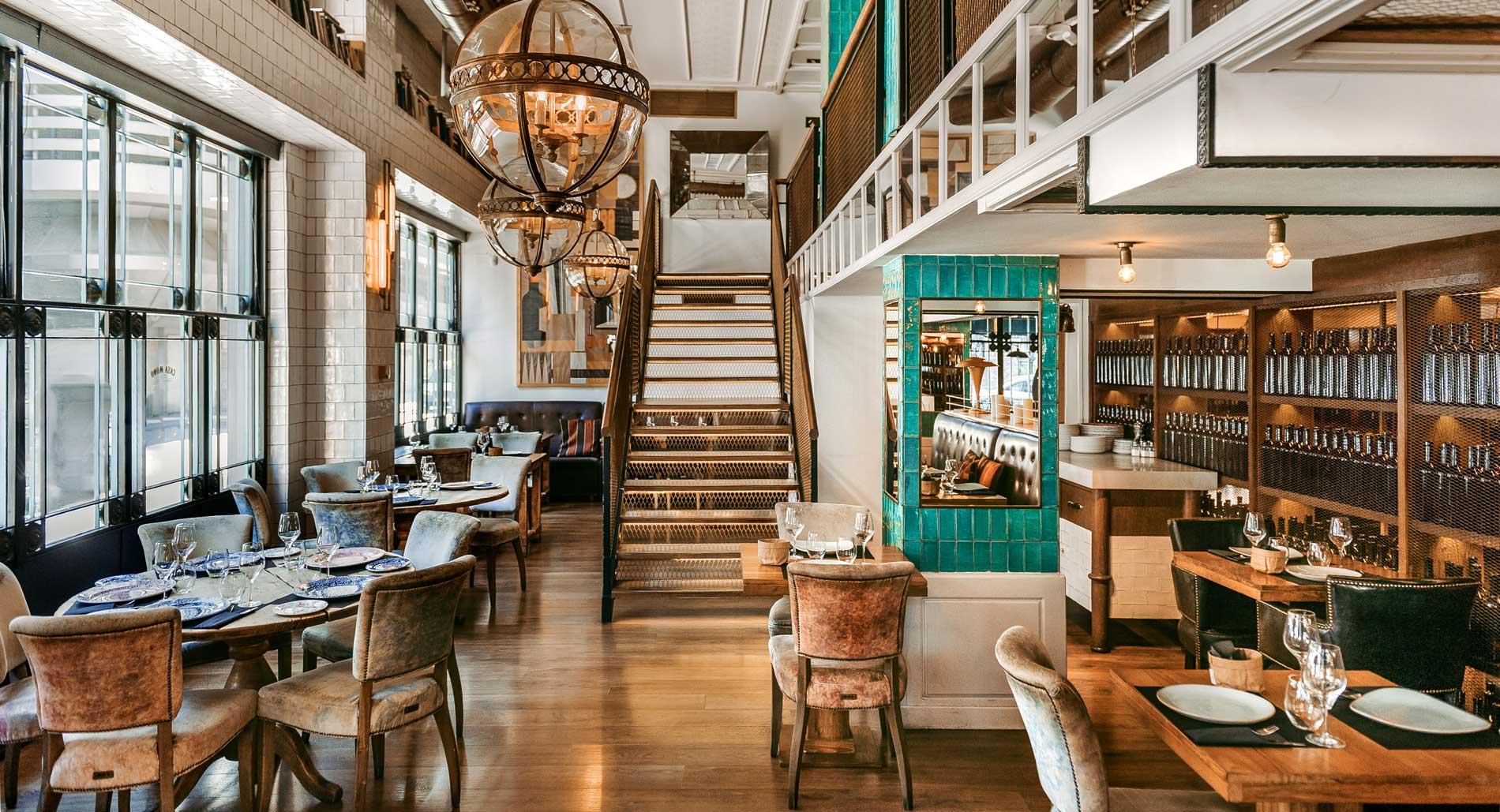 Restaurante casa mono celebra tus eventos en madrid - Casa arabe madrid restaurante ...
